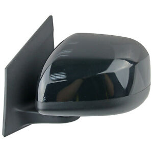 Front Left Black Electric Door Side Mirror For Avanza F651 F652 2012-ON