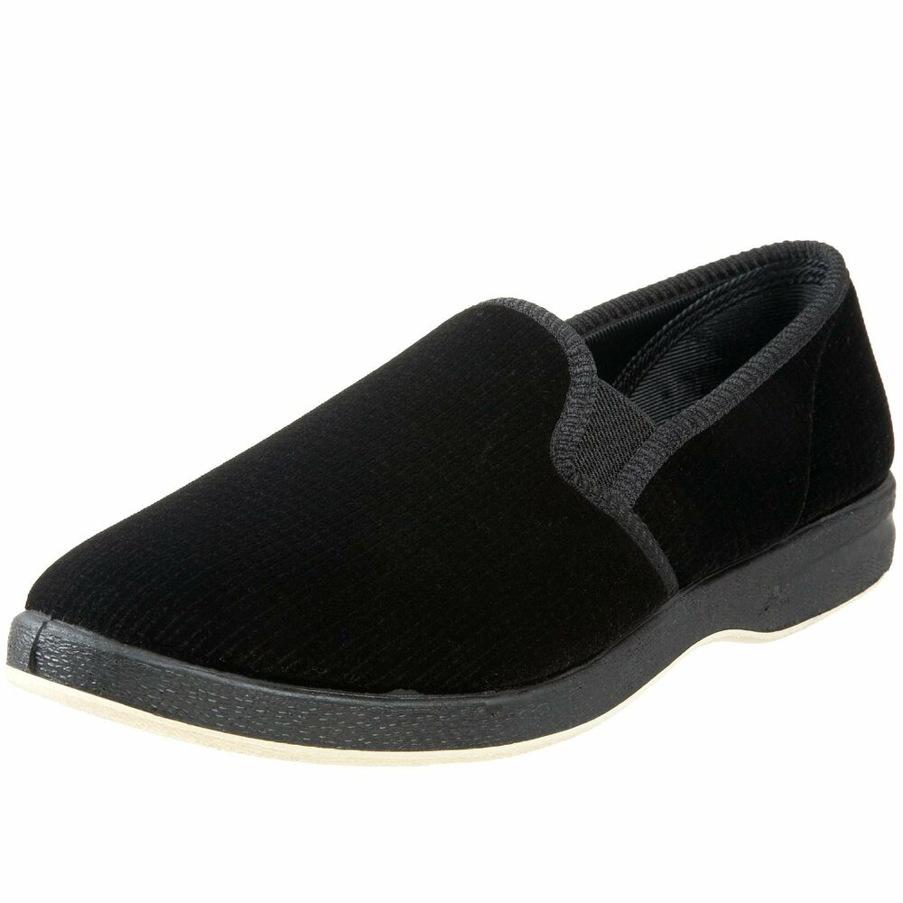Foamtreads Homme Majestueux Noir Chausson