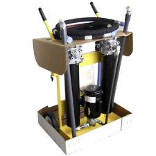 Parker 5mfp240sa10qbvp1i Portable Oil Filter Cart Diesel Polshing System