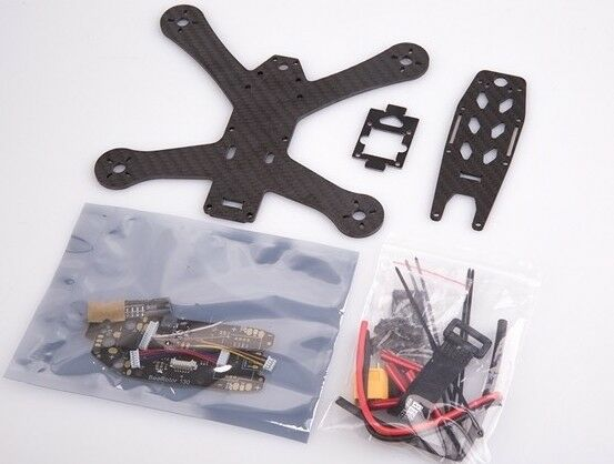 Beerossoor Ultra 170 Fibra Carbonio FPV Racing Frame With With With Pdb 15dc03