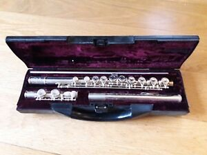 Groovy Details About Buffet Crampon Paris Cooper Scale Flute With Case Download Free Architecture Designs Scobabritishbridgeorg