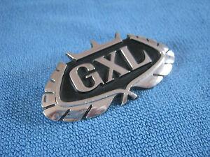 Ford-GRANADA-CONSUL-MK1-GXL-Emblem-Schriftzug-Wappen-BADGE-GENUINE