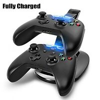 Xbox One Controller Charge Kit Wireless Controller Dock Stand Led Charging