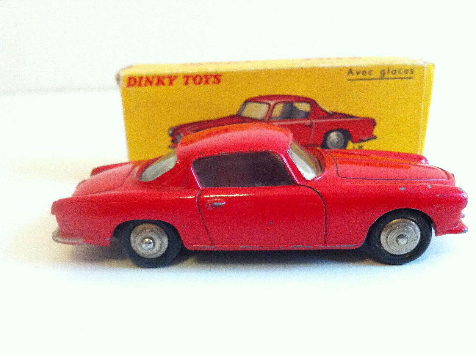Dinky Dinky Dinky Toys - 24 J - Alfa Romeo 1900 Super Sprint en boîte d'origine 2d1bae