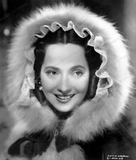 8x10 Print Merle Oberon Wuthering Heights 1939 #MO474