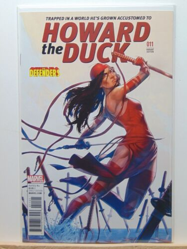 Howard the Duck #11 011 Variant Edition Marvel Comics CB3374