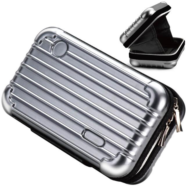 E-books U5 Electronics Travel Carrying Bags Handbag Cases Organizer - Gray