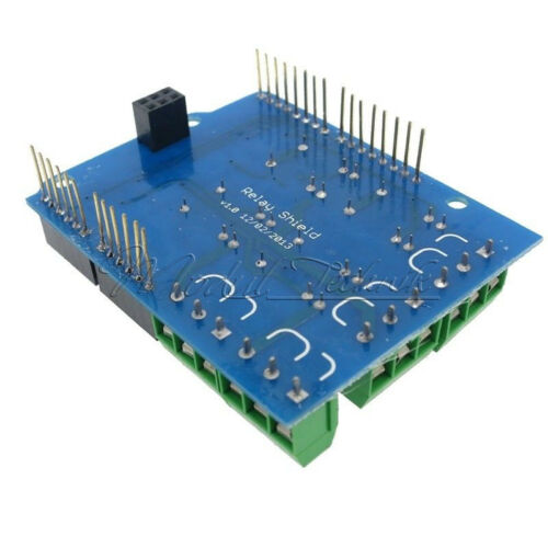 Arduino Relay Shield 5V 4 Channel Relay Module Four Channel For Arduino UNO R3