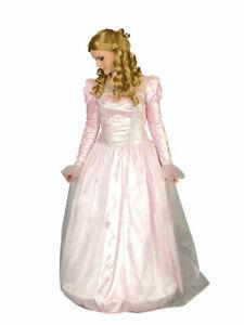 0f35d9cb9c Das Bild wird geladen Kostuem-fuer-Erwachsene-Kleid-034-Prinzessin-034- Kostuem-