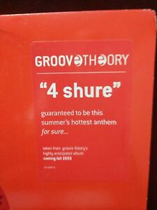 Groove-Theory-4-Shure-Format-Vinyl-12-034-Promo-33-RPM