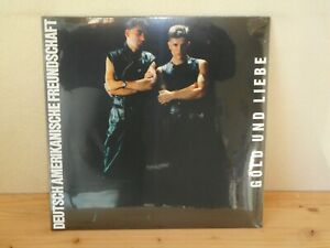 LP D.A.F. Gold und liebe (Gronland 1981/RE 2018 GERMANY)electro synth ebm SEALED