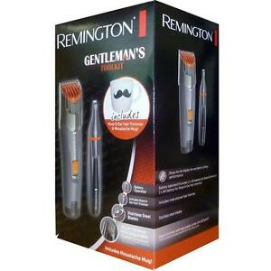 remington mb4011 mens grooming set beard trimmer nose and ear hair trimmer new ebay. Black Bedroom Furniture Sets. Home Design Ideas