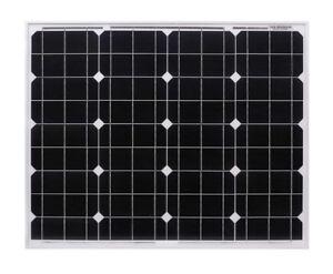 Panneau-solaire-photovoltaique-50-watts-12V-Monocristallin-50w