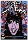 Evening With Noel Fielding 5053083052812 DVD Region 2