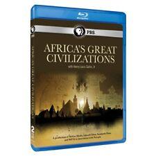 Africas Great Civilizations (Blu-ray Disc, 2017, 2-Disc Set)