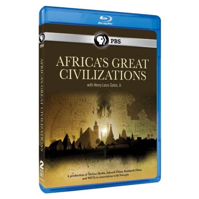 Los grandes civilizaciones (Blu-ray Disc, 2017, 2 Discos) PBS Nuevo