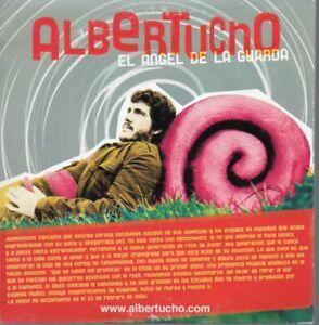 Albertucho-el-Angel-de-la-guarda-CD-single-Promo-en-carpeta-de-carton