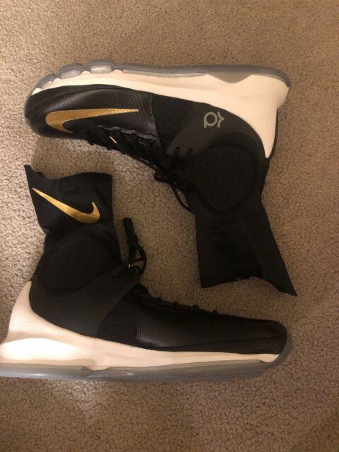 718c3977566 Nike KD VIII Kevin Durant Elite Warriors Men's Basketball Shoes 834185-071  Sz8
