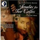 Jean Baptiste Masse - Jean Baptist Masse: Sonatas for Two Cellos, Book One (2001)