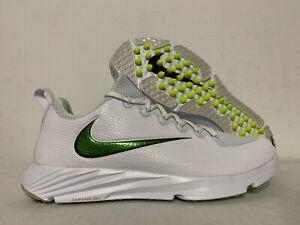 f845bcc18f02 Nike Vapor Untouchable Speed Turf Shoes White Super Bowl SZ ( 833408 ...