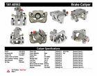 Disc Brake Caliper Rear Right Centric 141.40563 Reman