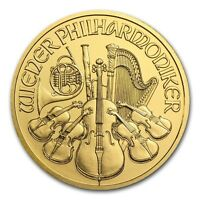 2016 1 oz Gold Austria Philharmonic Coin Brilliant Uncirculated