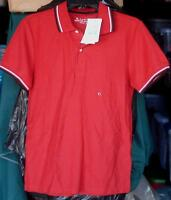 Giordano World Without Words Polo - Size Small - Natru-dry - Brand With Tags