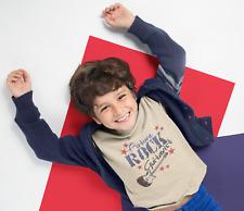 Kinder Jungen Mädchen Zurück in die 80/'s T-Shirt Zukunft Retro Fluxkompensator