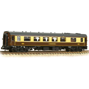 Graham-Farish-374-222-N-Gauge-BR-Mk1-Pullman-1st-Kitchen-Coach-Thrush