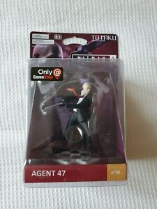 Totaku-Collection-No-36-Exclusive-Hitman-2-Agent-47-Figure-NEW