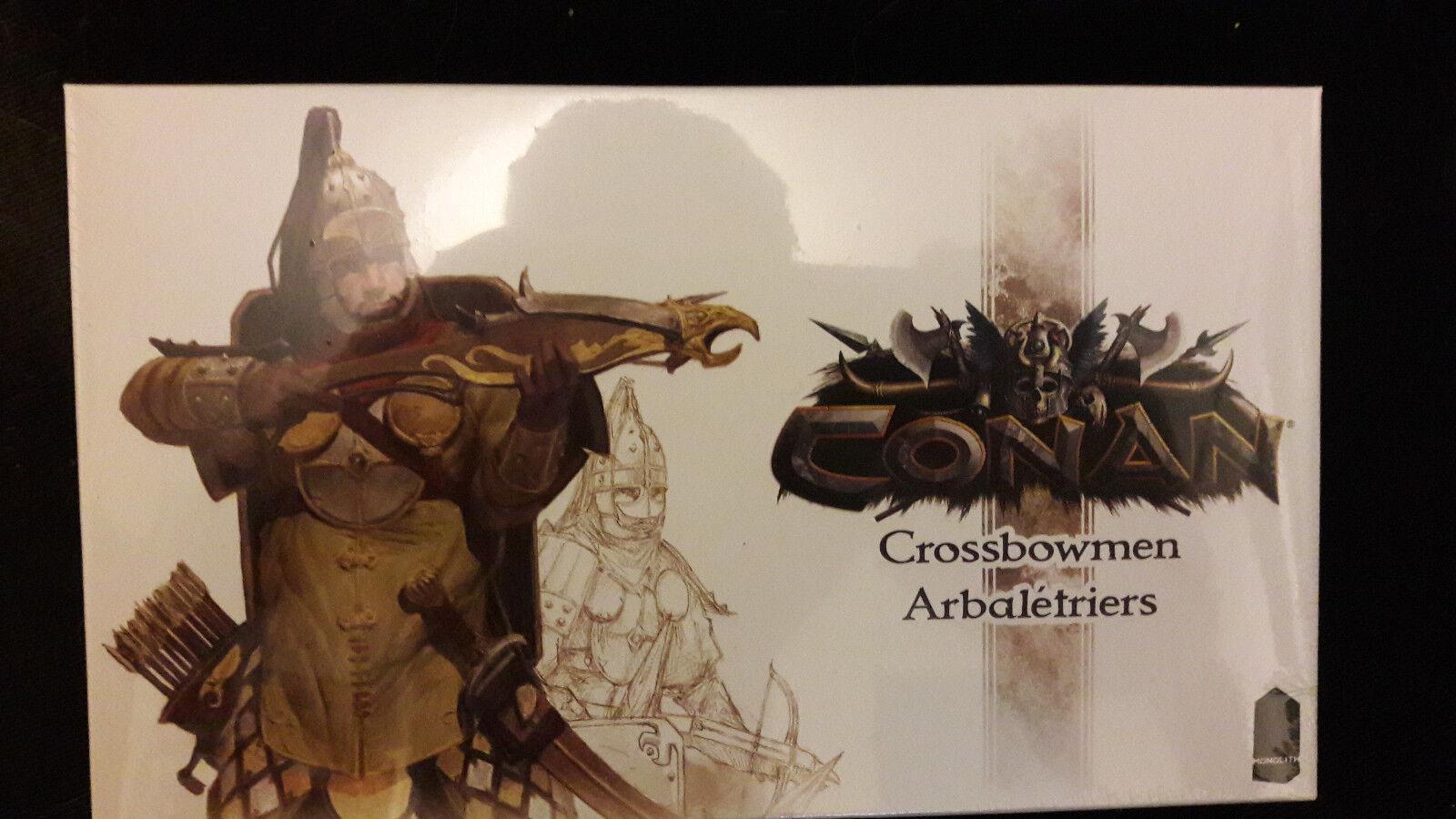 CONAN - CROSSBOWMEN - VF   VO - KICKEstrellaTER (mythic battles)