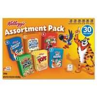 Kellogg's Breakfast Cereal Mini Boxes - 14746 on sale