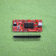 EasyDriver Shield stepping Stepper Motor Driver V44 A3967 For Arduino S3
