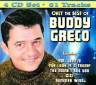 Only the Best of Buddy Greco [Box] by Buddy Greco (CD, May-2009, 4 Discs, Collectables)