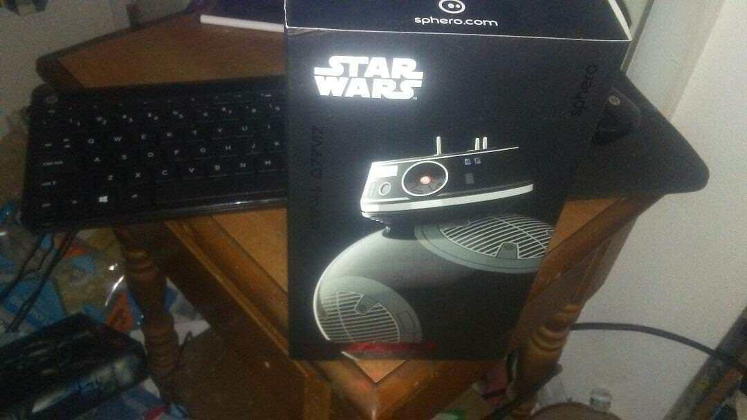 NEW SEALED STAR WARS BB-9E App Enabled Droid  By Sphero BRAND NEW IN BOX