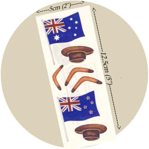 Creative Memories Studio Sticker Travel Destinations Flags National Icons CHOICE
