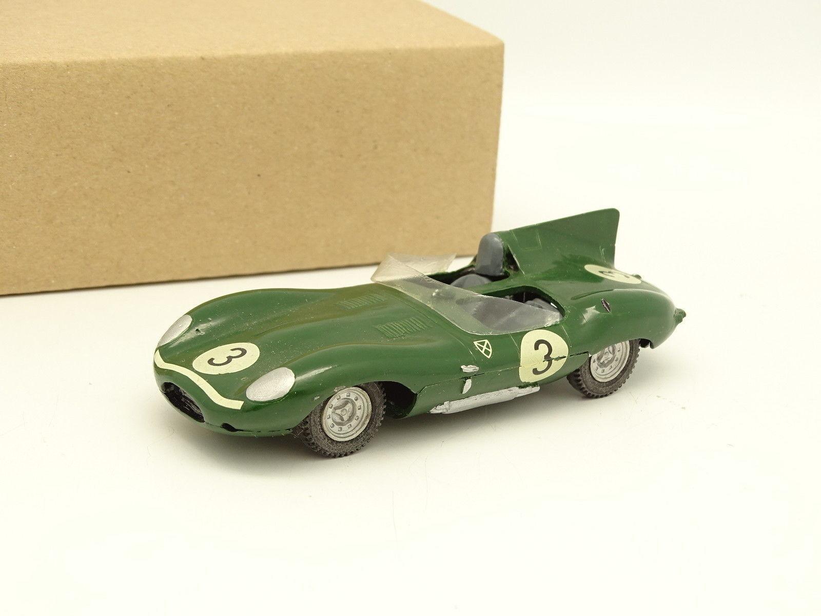 John Day Kit monté 1 43 - Jaguar D TYPE 24h LE MANS N 3 1956