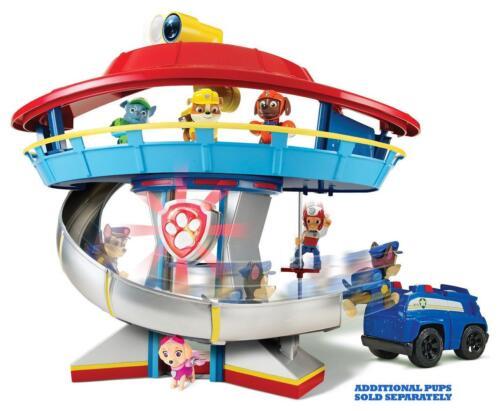 Paw Patrol HQ Lookout Playset et action Toy Kids Véhicule Set amis figures