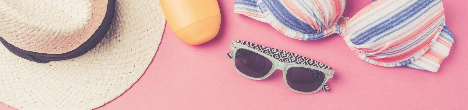 Les accessoires de l'été