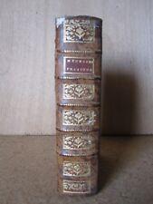 Institutions de médecine pratique par Pinel 1785 tomes 1 et 2