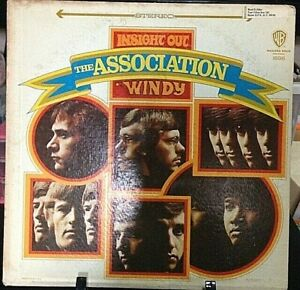 THE ASSOCIATION Insight Out Released 1967 Record/Vinyl Collection USA