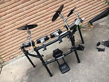 Roland TD-9 V-Drums electronic drum set kit - MESH PADS - Excellent