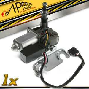 A-Premium Windshield Wiper Motor without Washer Pump for Jeep Cherokee 1997-2001 Rear