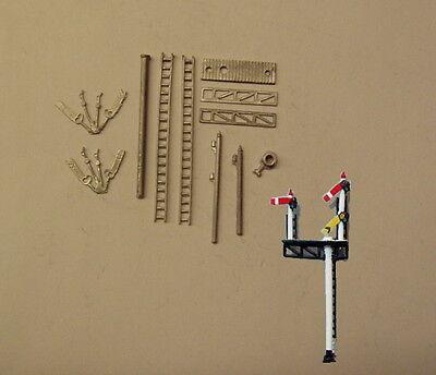 P/&D Marsh N Gauge n Scale B354 GWR junction signal kit requires painting