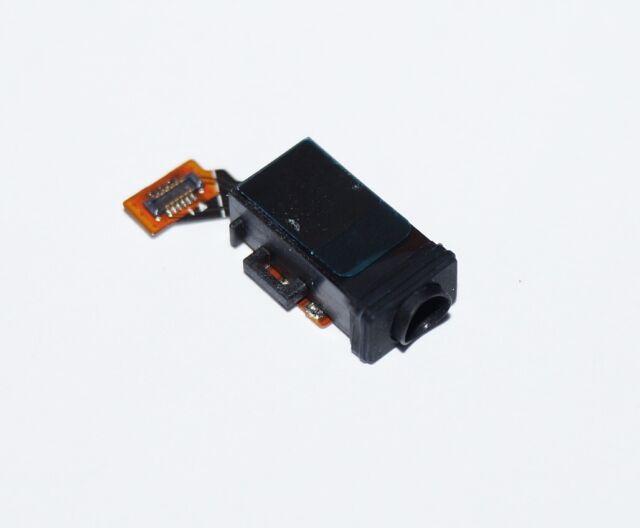 Original Sony xperia M4 Aqua dual E2333 35mm Headphones Connector Audio Flex