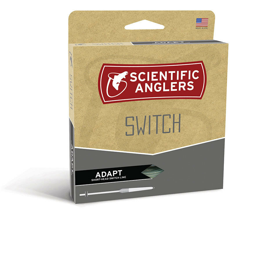 15% OFF SCIENTIFIC ANGLERS ADEPT SWITCH LINES