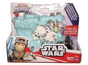 Playskool Heroes Star Wars Galactic Heroes Echo Base Encounter Free Shipping