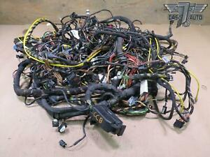 [SCHEMATICS_48EU]  04-08 CHRYSLER CROSSFIRE 3.2L SET OF 3 ENGINE BAY BODY WIRE WIRING HARNESS  OEM   eBay   Chrysler Crossfire Wiring Harness      eBay