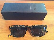 Rare Matsuda M1006 Tokyo Tortoise Colour Sunglasses Rrp £350