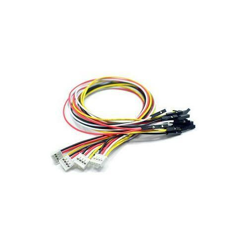 Seeed Technology Grove 4 Pin Female Jumper To Grove 4 Pin Conversion Cable 5Pk